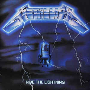Metallica - Ride The Lightning - VinylWorld