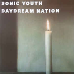 Sonic Youth - Daydream Nation - Album Cover