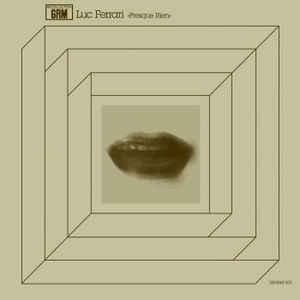 Presque Rien - Album Cover - VinylWorld