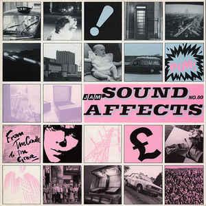 The Jam - Sound Affects - Album Cover