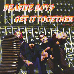 Beastie Boys - Get It Together - Album Cover