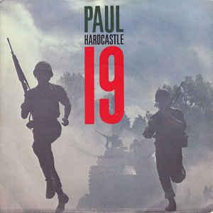 Paul Hardcastle - 19 - Album Cover