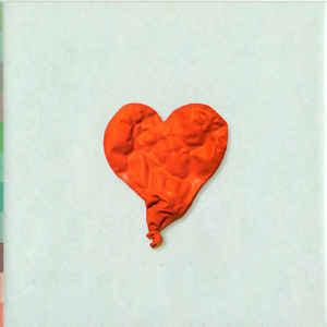 Kanye West - 808s & Heartbreak - Album Cover
