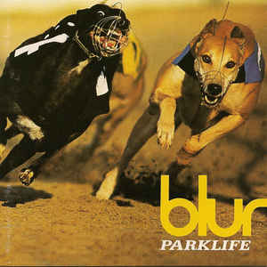 Blur - Parklife - Album Cover