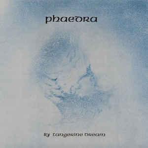 Tangerine Dream - Phaedra - Album Cover
