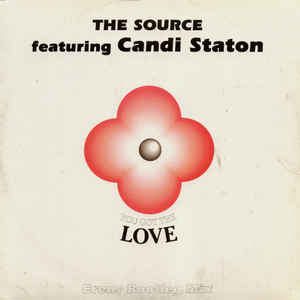 The Source - You Got The Love (Erens Bootleg Mix) - Album Cover