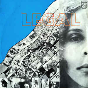 Gal Costa - Legal - Album Cover