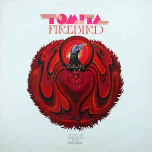 Tomita - Firebird - Album Cover