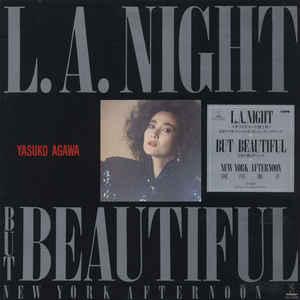 Yasuko Agawa - L.A. Night - Album Cover