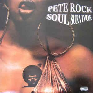 Pete Rock - Soul Survivor - Album Cover