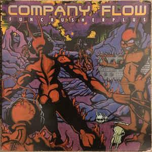 Company Flow - Funcrusher Plus - Album Cover