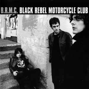 Black Rebel Motorcycle Club - B.R.M.C. - Album Cover
