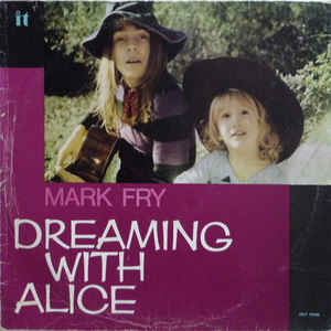 Dreaming With Alice - Album Cover - VinylWorld