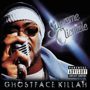 Ghostface Killah - Supreme Clientele - Album Cover