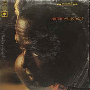 Miles Davis - Nefertiti - Album Cover