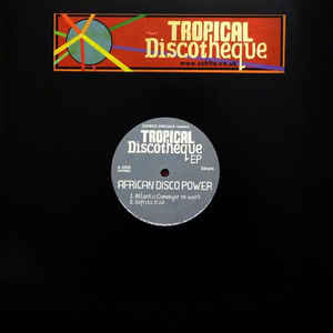 Various - Tropical Discotheque EP - VinylWorld