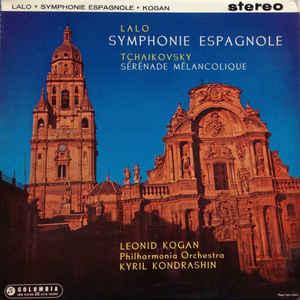 Leonid Kogan - Lalo Symphonie Espagnole - VinylWorld