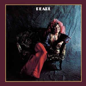 Janis Joplin - Pearl - Album Cover