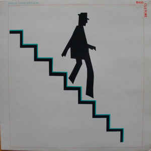 Linton Kwesi Johnson - Bass Culture - Album Cover