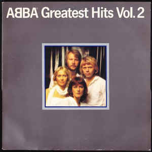ABBA - Greatest Hits Vol. 2 - Album Cover