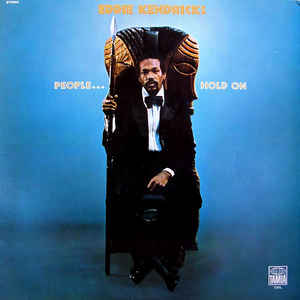 Eddie Kendricks - People...Hold On - Album Cover