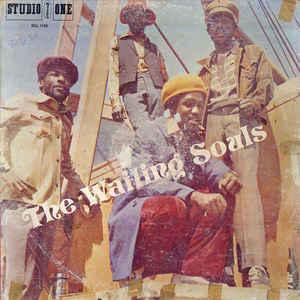 Wailing Souls - Wailing Souls - Album Cover