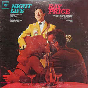 Ray Price - Night Life - Album Cover