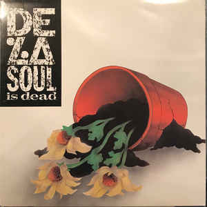De La Soul - De La Soul Is Dead - Album Cover