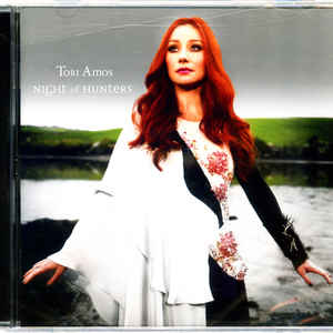 Tori Amos - Night Of Hunters - Album Cover
