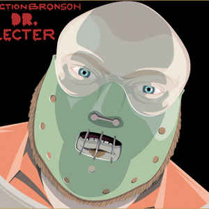 Action Bronson - Dr. Lecter - Album Cover