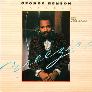 George Benson - Breezin' - Album Cover