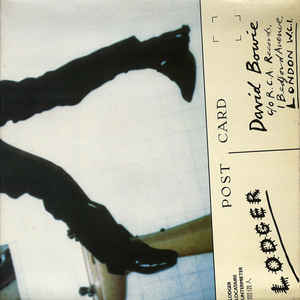 Lodger - Album Cover - VinylWorld