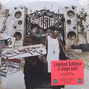 Gang Starr - The Ownerz - Album Cover