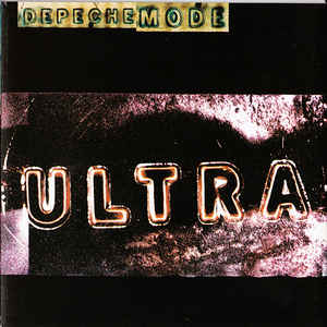 Depeche Mode - Ultra - Album Cover