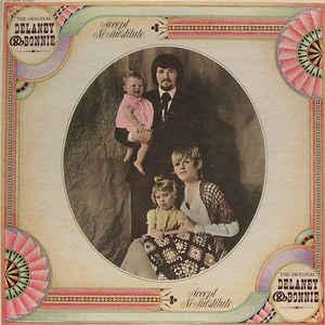 Delaney & Bonnie - Accept No Substitute - Album Cover