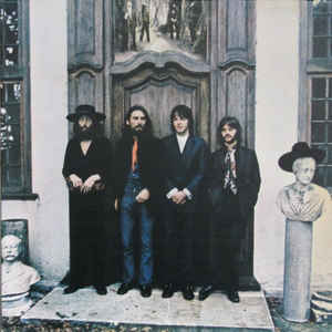 The Beatles - Hey Jude (The Beatles Again) - Album Cover