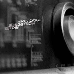 Max Richter - Songs From Before - Album Cover