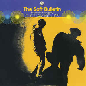 The Flaming Lips - The Soft Bulletin - Album Cover