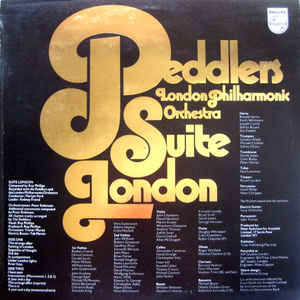 Suite London - Album Cover - VinylWorld