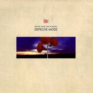 Depeche Mode - Music For The Masses - Album Cover