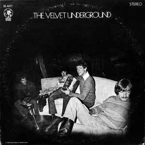 The Velvet Underground - The Velvet Underground - Album Cover