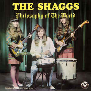 The Shaggs - Philosophy Of The World - Album Cover