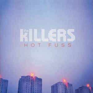 The Killers - Hot Fuss - Album Cover
