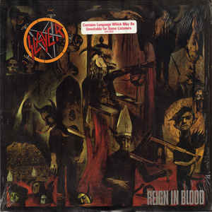 Slayer - Reign In Blood - VinylWorld