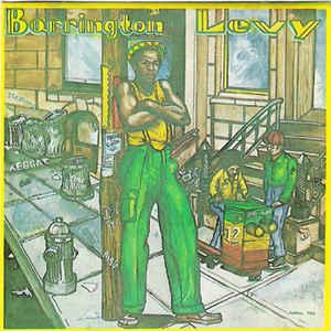 Barrington Levy - Poorman Style - Album Cover