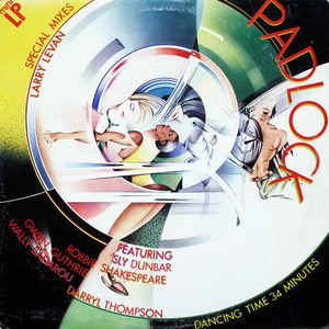 Larry Levan - Padlock (Special Mixes) - Album Cover