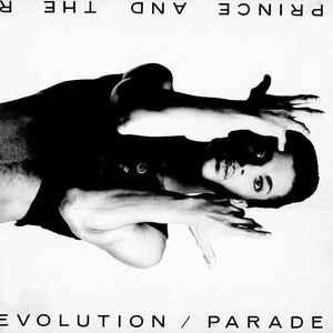 Prince And The Revolution - Parade - Album Cover