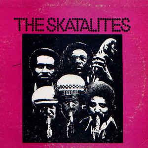 The Skatalites - The Legendary Skatalites - Album Cover