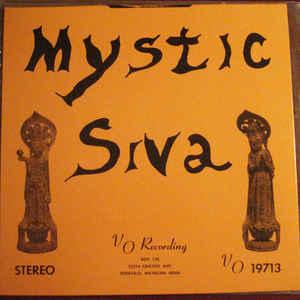 Mystic Siva - Album Cover - VinylWorld