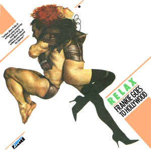 Frankie Goes To Hollywood - Relax - Album Cover